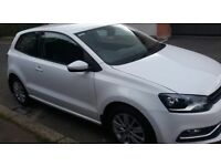 VW Polo for sale Oct 2014. 1.0l brilliant driving car full service history