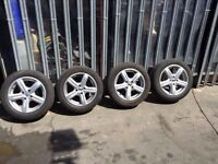 renault 15 inch alloy wheels