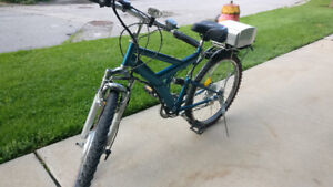 """Electric Bicycle,almost New ebike,26"""",pedal assist, e bike 500W"""