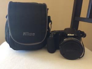 Camera - Nikon Coolpix L320 *excellent condition*