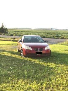 2006 Pontiac G6 GT