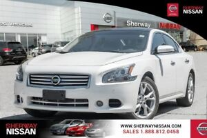 2013 Nissan Maxima,accident free 1 owner trade,only 53611kms.!