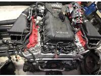 Audi RS4 Quattro B8 4.2 V8 FSI 420BHP Petrol Engine