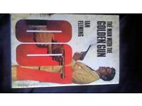 ian flemings the man with the golden gun hb book mint condition publication date 1965.