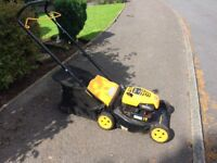Petrol lawn mower mcculloch M40-450C
