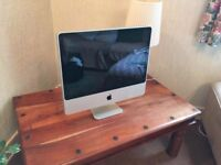 Apple iMac - 1TB Hard Drive, 20 inches, Newest Operating System, Mac Computer