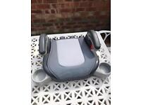 Graco children's car seat booster seat