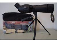 Optus 20-60x60 Spotting Scope & Tripod
