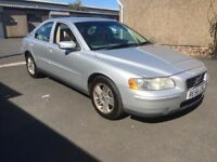BARGAIN 2006 56 VOLVO S60 D5 DIESEL FACELIFT SERVICE HISTORY RELIABLE CAR PX WELCOME £1000