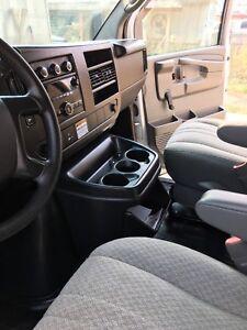 2012 Chevrolet express cube van