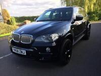 BMW X5 3.0sd M Sport 5dr Auto (black) 2008