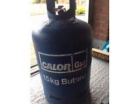 Calor Gas Bottle 15kg Butane