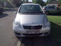 Mercedes A160 CDI very low mileage VGC