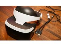 Playstation VR - Excellent quality - 1st come 1st served!