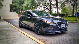 2016 Mazda 3 GS Hatchback - Safety + Etest