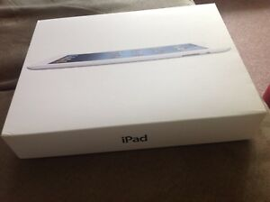Apple I pad box, mint condition