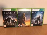 Halo bundle for Xbox 360
