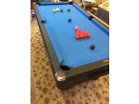 Riley 6 Foot Pool Table