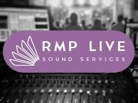 PA Hire, Sound System Equipment, Sound Technician Services