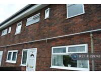 3 bedroom flat in Eldon Precinct, Manchester, OL8 (3 bed)