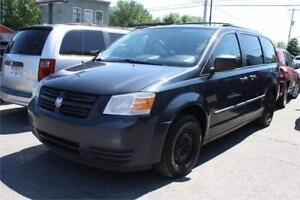 DODGE GRAND CARAVAN 2008 GARANTIE 12 MOIS
