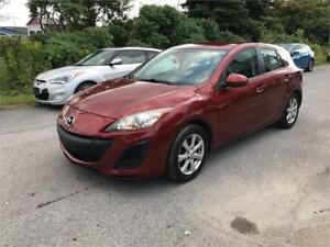 2011 Mazda 3, 79941 KM, Safety & ETEST for ON or QC INCL.