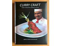 CURRY CRAFT Indian restaurant cooking at home