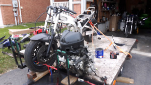 1999 r6 motor parting out