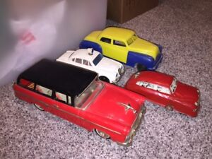 downsizig old toy collection 50s / 60s vintage toys