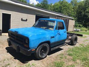 1987 Dodge Ram d150