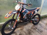 Ktm sx 250 09 not cr yz exc 125 150