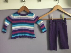 Girls Winter Clothing Size 12-18 months Retails $250