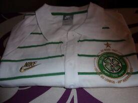 Genuine Celtic casual shirt XXL