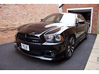 2012 Dodge Charger SRT8 (just 16k miles)