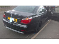 bmw 5 series 525 diesel breaking for parts/spares