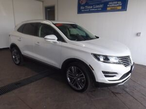 2016 Lincoln MKC Reserve AWD LEATHER NAVI SUNROOF