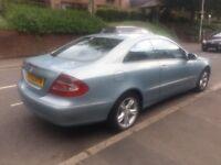 Mercedes CLk 270 cdi For Sale