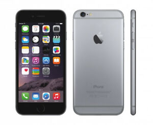 Apple Iphone 6 Space Grey 16gb BELL