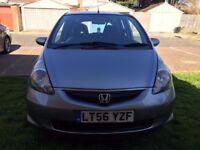 2006 Honda Jazz 1.4 i-DSI SE CVT-7 5dr Automatic @07445775115@