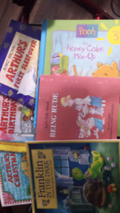6 Children's books for $ 10 great deal