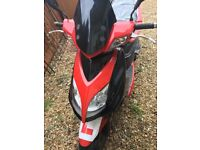 Kymco Super 8 125 moped