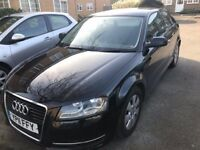 Audi A3 1.6 TDI 3dr 2 years Warranty,Service, MOT included