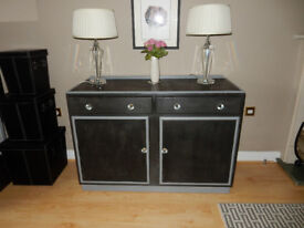 Stunning Shabby Chic Solid Wood Sideboard