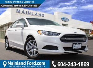2016 Ford Fusion SE NO ACCIDENTS, ONE OWNER, LOW KM'S