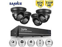 systms cctv cameras with packge