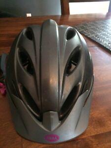 Women's medium bell bike helmet