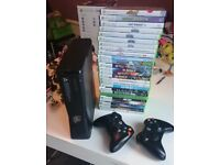 Xbox 360 with loads of accessories