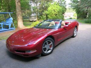 2000 Chevrolet Corvette Cabriolet