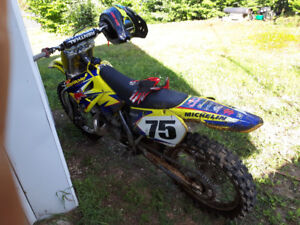 Rm 250 2 stock