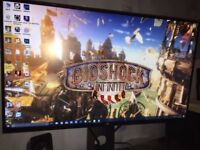 "Dell 27"" TN LED Nvidia G-Sync QHD 2560x1440 DP Gaming Monitor"